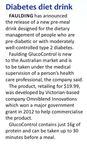 Pharmacy Daily clipping